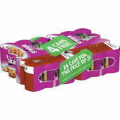 Whiskas Can Jelly 24 x  390g
