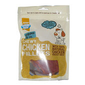 10 x Good Boy Waggles & Co Chewy Chicken Fillets 80g