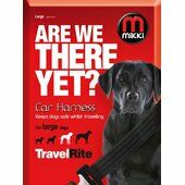 Mikki Dog Car Travel Harness