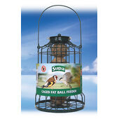 Supa Caged Fat Ball Feeder 25cm (10\