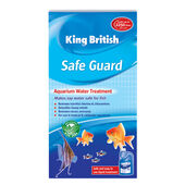 King British Aquarium Safe Guard