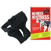 Mikki Hygiene Pants for Dogs - Black