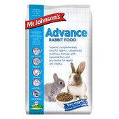 Mr Johnson\'s Advance Rabbit Food