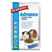 Mr Johnson\'s Advance Guinea Pig