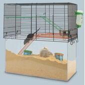 Savic Habitat Hamster/gerbil Cage