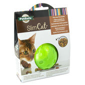 Petsafe Slimcat Treat Ball Green