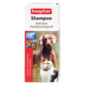 3 x Beaphar Dog & Cat Anti-itch Shampoo 200ml