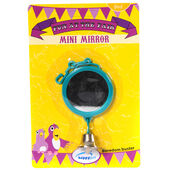 HappyPet Fun At The Fair Mini Mirror Bird Toy