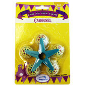 HappyPet Fun At The Fair Carousel Bird Toy