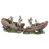 Classic Romantic Wrecks Giant Lost Galleon 980mm