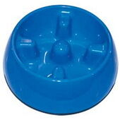 Dogit Anti-gulping Bowl Blue