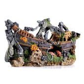 Classic Romantic Wrecks Extra Large Galleon 395mm