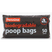 Pennine Bio-degradable Poop Bags 50pack