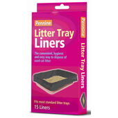 15 x Pennine Cat Litter Tray Liners Large