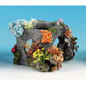 Classic Coral Life Medium Cubic Habitat 175mm