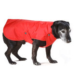 Cosipet Lined Raincoat Style A Red