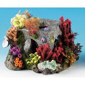 Classic Coral Life Large Cubic Habitat 205mm
