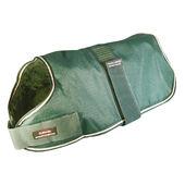 Outhwaites Waterproof Polyester Padded Coat Bottle Green