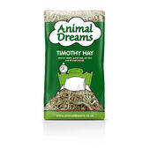 9 x 1kg Animal Dreams Timothy Hay