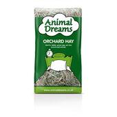 9 x 1kg Animal Dreams Orchard Hay