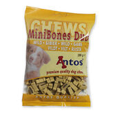 14 x Antos Mini Bones Game Training Treat 200g