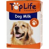 18 x TopLife Formula Dog Milk 200ml