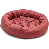 Dog Gone Smart Red Donut Dog Bed