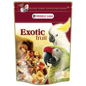 2 x 600g Versele Laga Prestige Parrot Exotic Fruit Mix