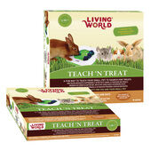 Living World Teach \'n\' Treat Interactive Rabbit Toy