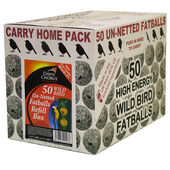 50 x Dawn Chorus Un-Netted High Energy Wild Bird Fat Balls