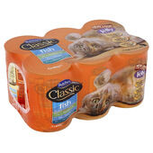 4 x Butcher's Classic Cat Variety Pack Fish 6x400g