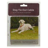 Rosewood Dog Tie-out Cable 10'