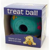 Rosewood Soundbite Paw Print Treat Ball Large