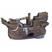 Blue Ribbon Ornament Spanish Galleon 34 X12 X19cm