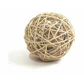Rosewood Naturals Rattan Wobble Ball Large