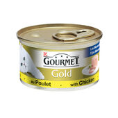12 x Gourmet Gold Can Chicken Pate 85g