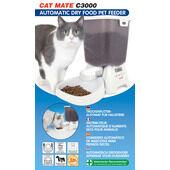 Cat Mate C3000 Automatic Dry Food Dispenser