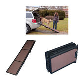 PetGear Dog Travel Light Tri-fold Ramp 71x16x4cm (<14.5lb)