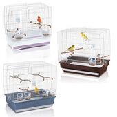 Imac Irene Set 2-3-4 Bird Cages White