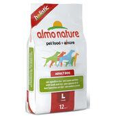 Almo Nature Lamb & Rice Holistic Large Adult Dog Food - 12kg