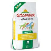 Almo Nature Holistic Medium Breed Chicken & Rice Dry Dog Food