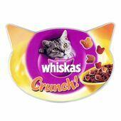 10 x Whiskas Crunch 100g