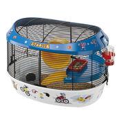 Ferplast Stadium Hamster Cage 49.5x34x33cm