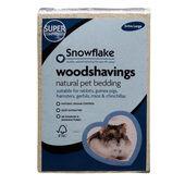 Snowflake Woodshavings - Extra Large
