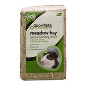 2 x Snowflake Meadow Hay - Medium