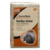 2 x Snowflake Barley Straw - Medium