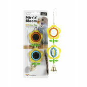 Sharples 'N' Grant Mirr 'A' Bloom Bird Toy