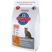 Hill's Science Plan Feline Sterilised Young Adult Chicken Cat Food