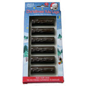12 x 6 Hatchwells Christmas Carob Yule Logs For Dogs