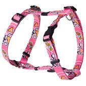 Rogz Pupz Nylon Harness Roxi Pink